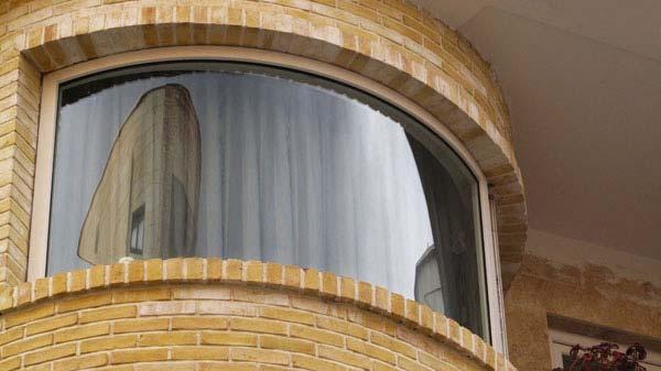kham2 - شیشه خم |شیشه خمیده